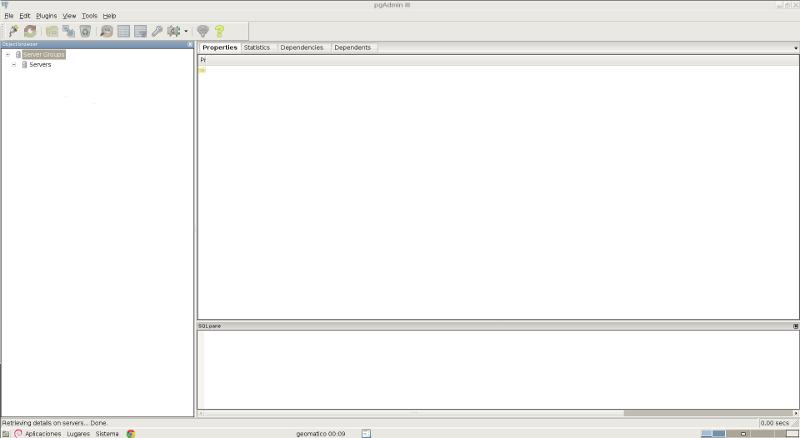 Instalación de PostgreSQL — documentación de geotalleres-teoria - 1